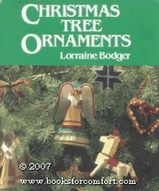 Cover of: Christmas tree ornaments | Lorraine Bodger