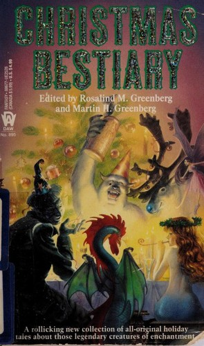 Christmas bestiary by