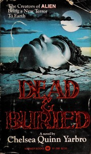 Cover of: Dead and Buried | Chelsea Quinn Yarbro