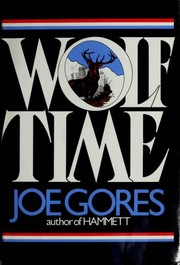 Cover of: Wolf time | Joe Gores