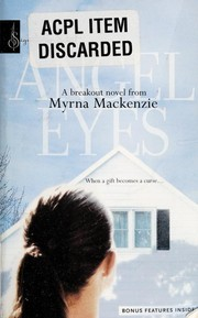 Cover of: Angel Eyes (Signature Select) | Myrna Mackenzie