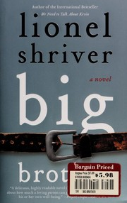 Cover of: Big brother | Lionel Shriver