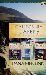 Cover of: California Capers Three Romance Mysteries