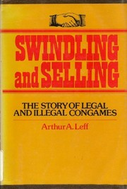 Swindling and selling