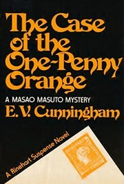 Cover of: The case of the one-penny orange