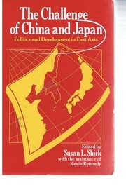 Cover of: The Challenge of China and Japan