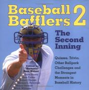 Cover of: Baseball Bafflers 2 | Slammin Sam Weiser