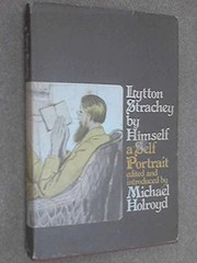 Cover of: Lytton Strachey by himself: a self-portrait