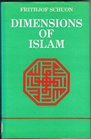 Cover of: Dimensions of Islam
