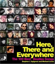 Cover of: Here, There, and Everywhere | Stephen Spignesi