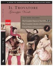 Cover of: Il Trovatore (Black Dog Opera Library)