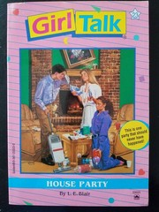 Cover of: House party | L. E. Blair
