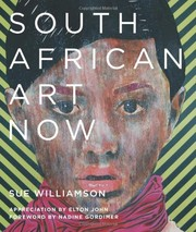 Cover of: South African art now