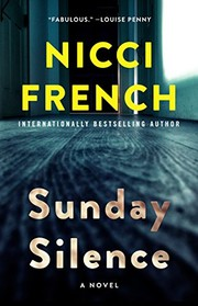 Cover of: Sunday Silence: A Novel (A Frieda Klein Novel)