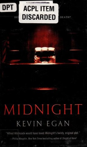 Midnight by Egan, Kevin (Lawyer)