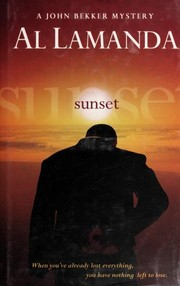 Cover of: Sunset | Al Lamanda