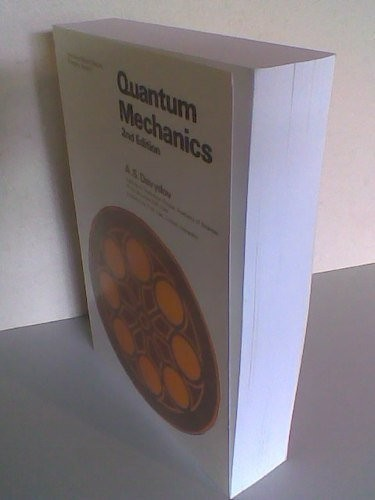 Quantum mechanics by Davydov, A. S.