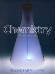 Cover of: Chemistry and Media Companion CW Pkg. (3rd Edition) | John E. McMurry