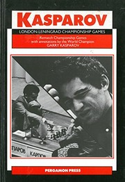 Cover of: London-Leningrad championship games: rematch championship games with annotations by the world champion