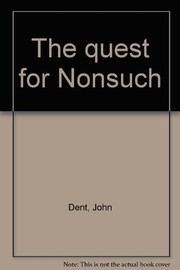 Cover of: The quest for Nonsuch