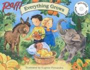 Cover of: Everything Grows