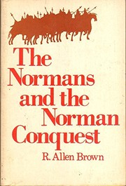 Cover of: The Normans and the Norman conquest