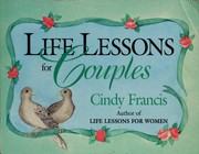 Cover of: Life lessons for couples | Cindy Francis