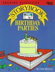 Cover of: Storybook birthday parties