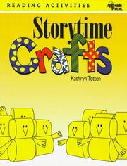 Cover of: Storytime crafts | Kathryn Totten