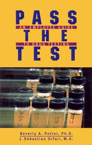 Cover of: Pass the Test | Potter & Orfali