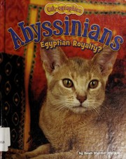 Cover of: Abyssinians | Dawn Bluemel Oldfield