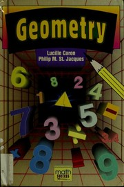 Cover of: Geometry (Math Success) | Lucille Caron, Philip M. St. Jacques