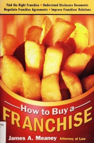 How to Buy a Franchise [electronic resource] by