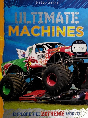 Ultimate machines by Clive Gifford