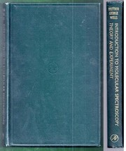 Cover of: Introduction to molecular spectroscopy | Edward F. H. Brittain