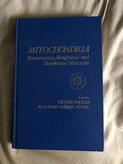 Cover of: Mitochondria |