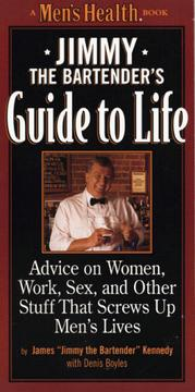 Cover of: Jimmy the Bartender's guide to life