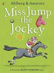 Cover of: Miss Jump the Jockey (Happy Families)