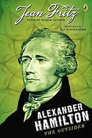 Cover of: Alexander Hamilton: the Outsider