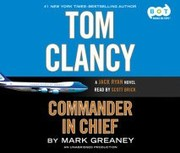 Cover of: Tom Clancy Commander in Chief