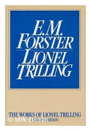 Cover of: E.M. Forster