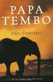 Cover of: Papa Tembo | Eric Campbell