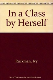 Cover of: In a class by herself