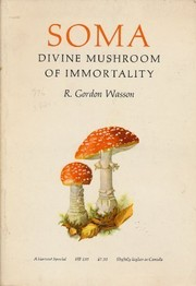 Cover of: Soma: divine mushroom of immortality