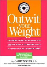 Cover of: Outwit Your Weight | Cathy Nonas