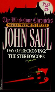 Cover of: Day of reckoning: the stereoscope