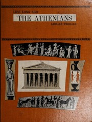 Cover of: The Athhenians in the classical period | Leonard Weisgard