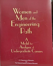 Cover of: Women and men of the engineering path