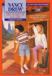 Cover of: SECRET AT SOLAIRE (NANCY DREW 111)