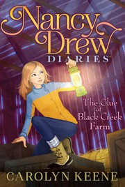 Cover of: The clue at black creek farm